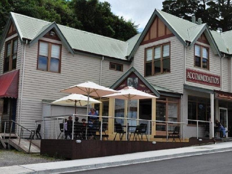Bushmans Cafe And Accommodation