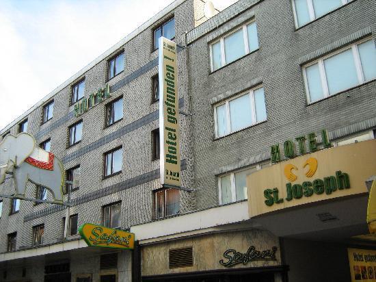 St.Joseph Hotel Hamburg   Reeperbahn St.Pauli Kiez