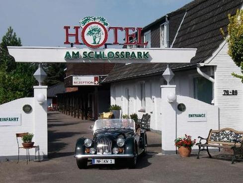 Hotel Am Schlosspark Garni