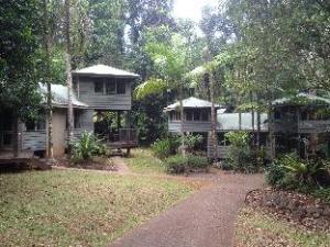 ファーンツリー レインフォレスト ロッジ (Ferntree Rainforest Lodge)
