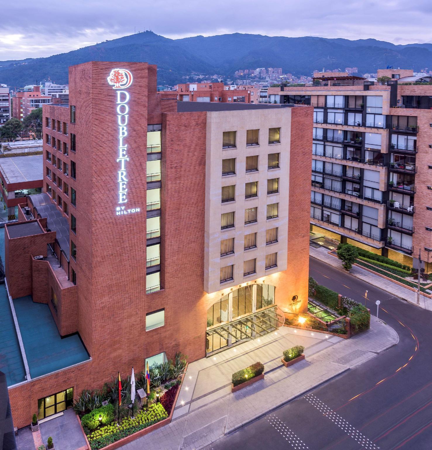 Doubletree By Hilton Bogota   Calle 100