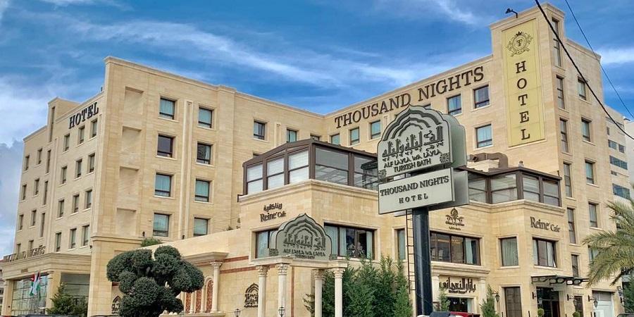 Thousand Nights Hotel