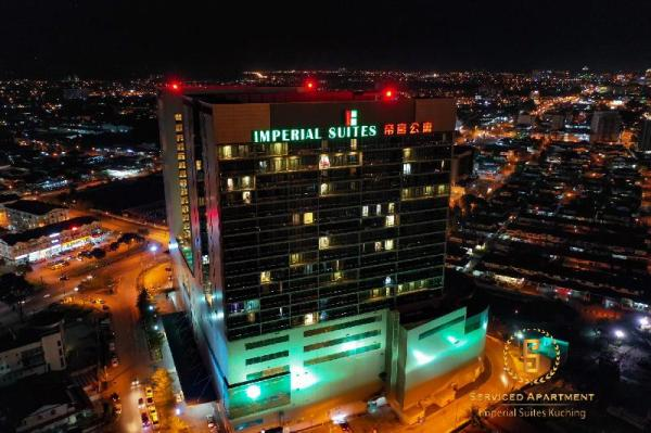 Serviced Apartment @ Imperial Suites Kuching Kuching