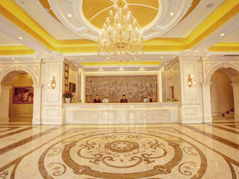 Vienna International Hotel Jiangsu Nanjing South Station Center Branch