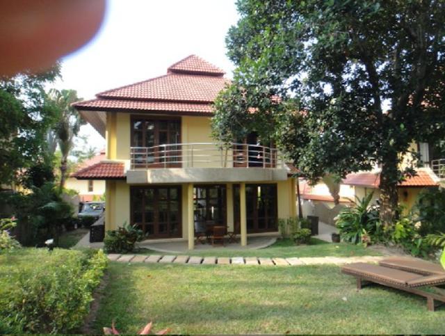 3 Bedroom Villa on Beach Front (TG40) – 3 Bedroom Villa on Beach Front (TG40)