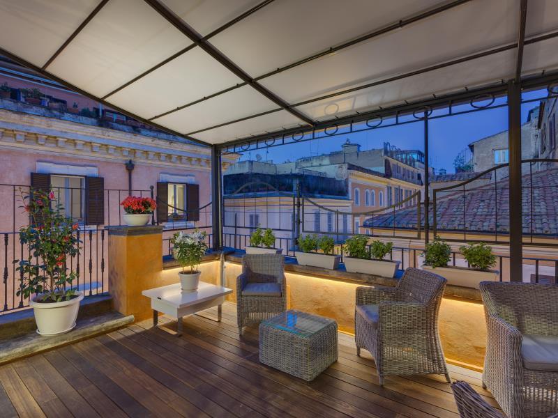 Shali Luxury Suite Spagna