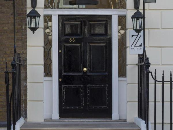Z Hotel at Gloucester Place London