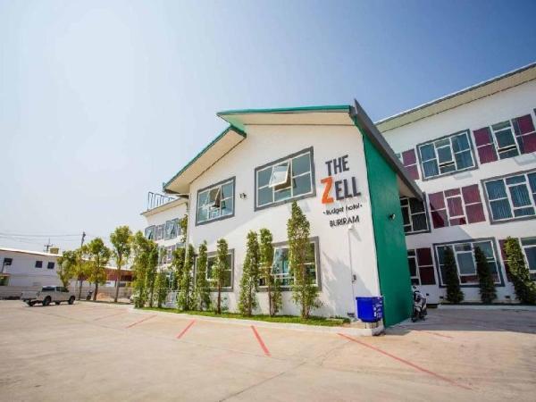 The Zell Budget Hotel Buriam Buriram