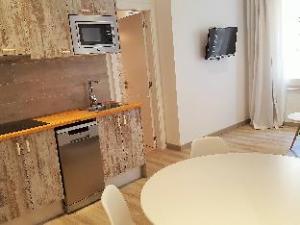 Cuma 1 Bedroom Apartment