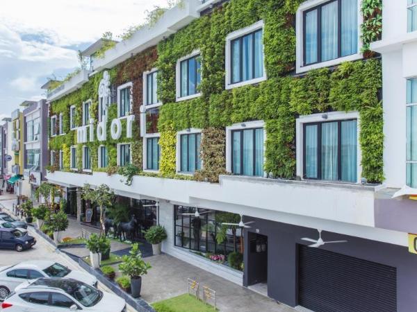Midori Concept Hotel Johor Bahru