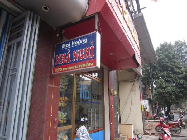 Mai Hoang Hotel Hanoi