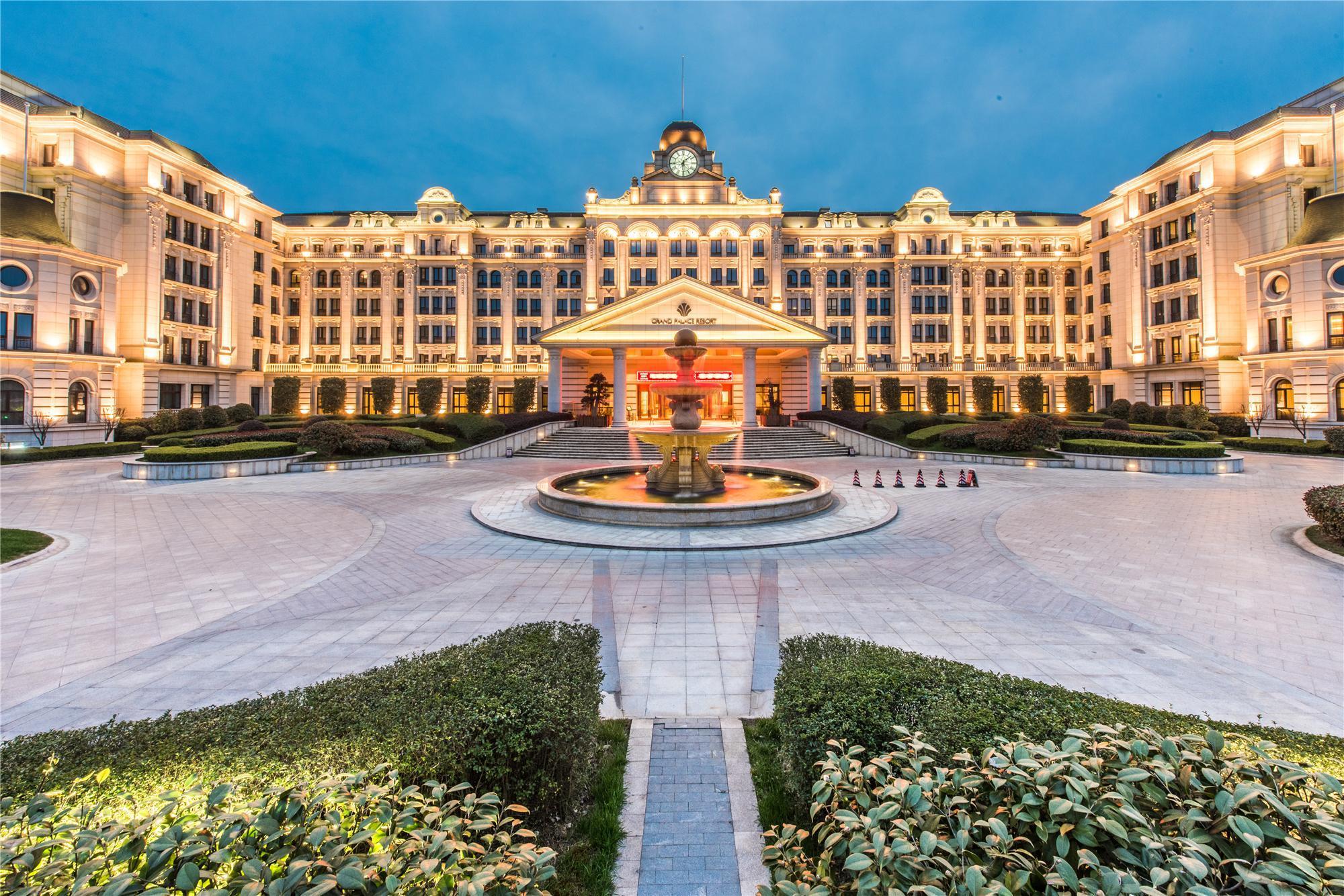 Grand Palace Resort