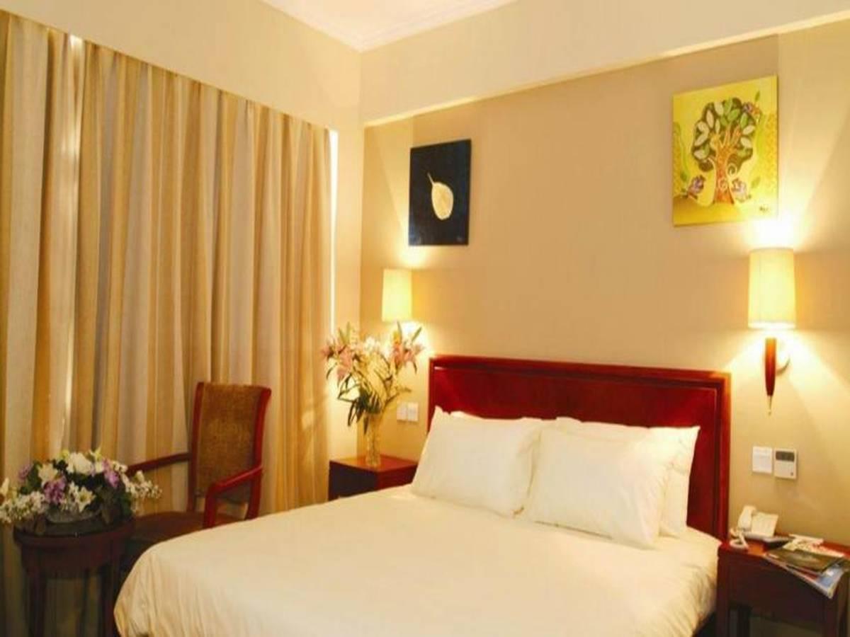 GreenTree Inn BeiJing XiZhiHe Dimension Stone Market Express Hotel 3