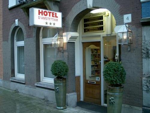 Hotel D'Amsterdam Leidsesquare