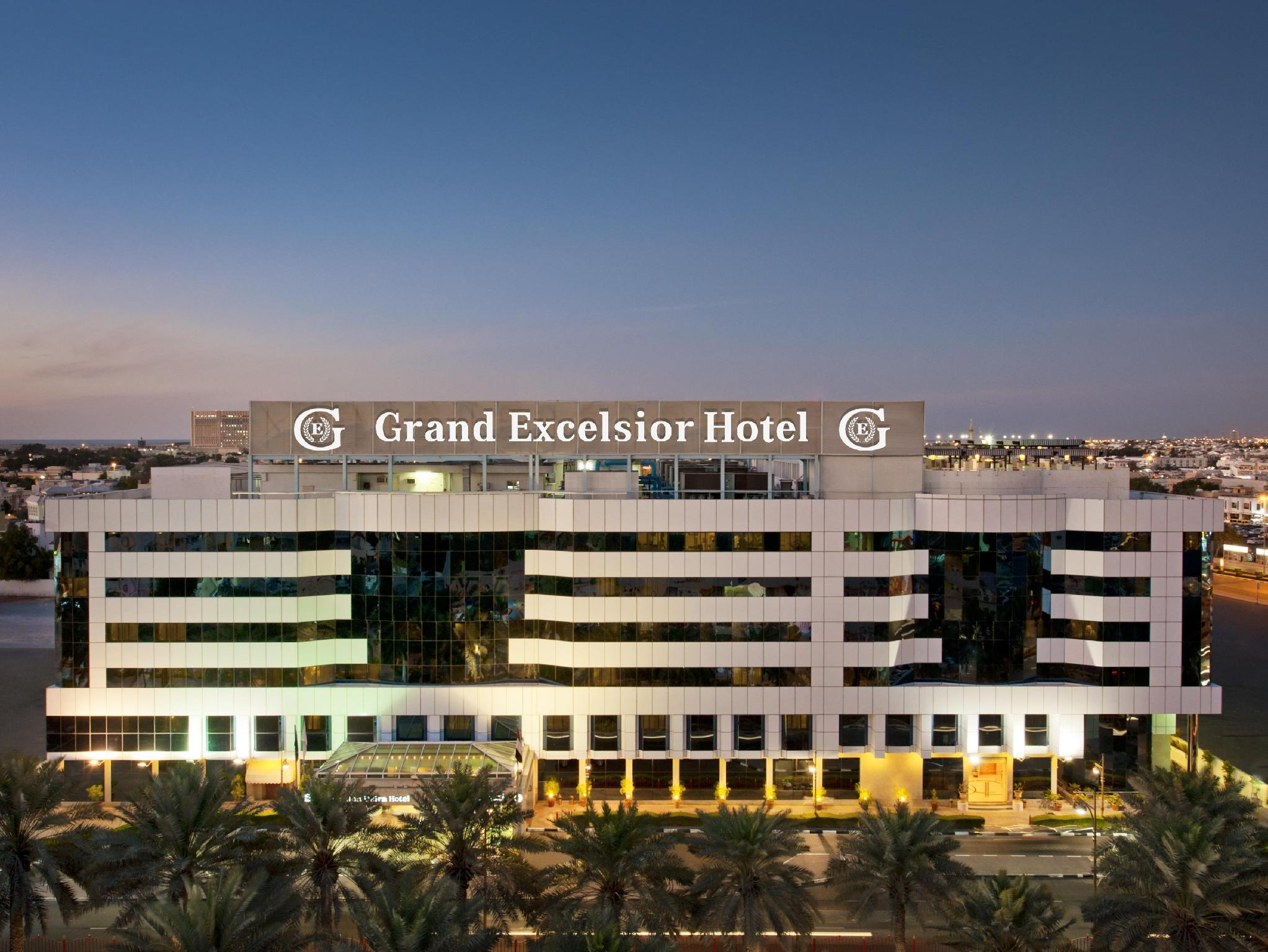 The Grand Excelsior Hotel Deira Book Rooms