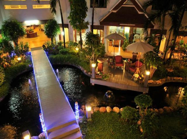 โรงแรมลานนา วิว – LannaView Hotel