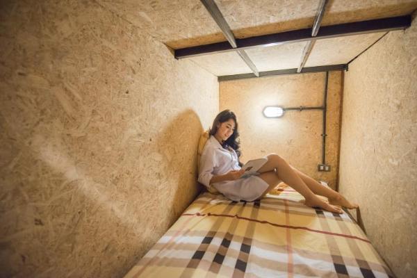 The Sleepless Boutique Hostel Bangkok