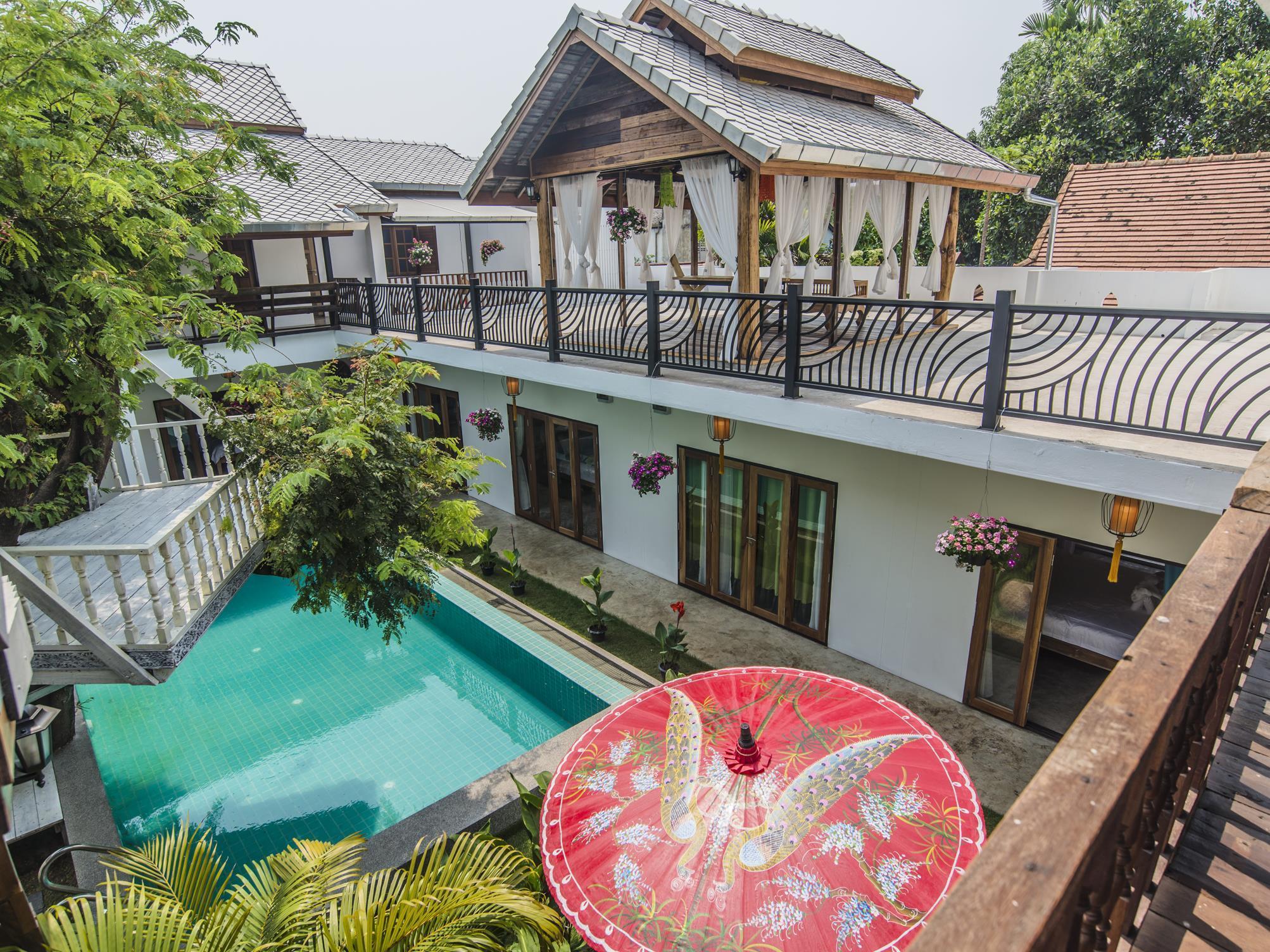 Garden Yard Inn Chiangmai การ์เดน ยาร์ด อินน์ เชียงใหม่