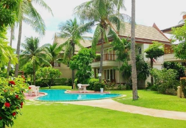 บ้านทะเลสำราญวิลลา – Baan Talay Samran Villa