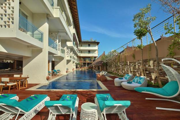 Jimbaran Bay Beach Resort & Spa by Prabhu