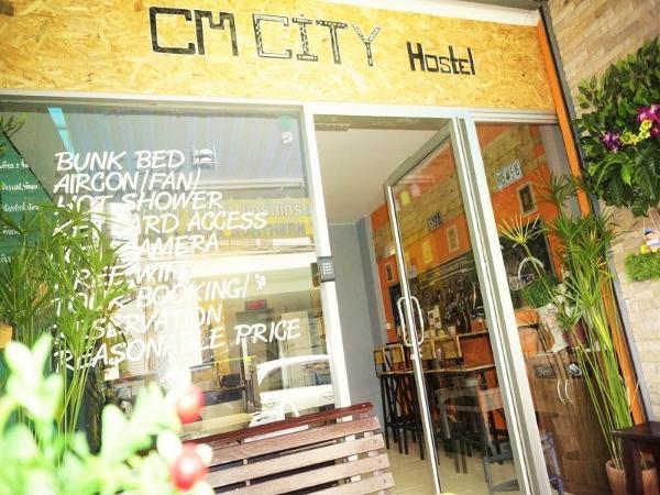 CM City Hostel Chiang Mai