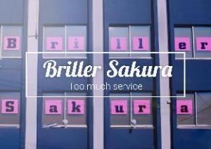 Briller Sakura