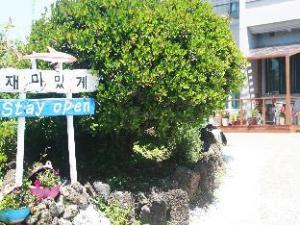 济州岛欢乐之家度假屋 (House of Joy in Jeju)