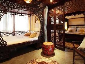 Youzhu Shanghai Cuihu Tiandi Zhongshi Deluxe Apartment