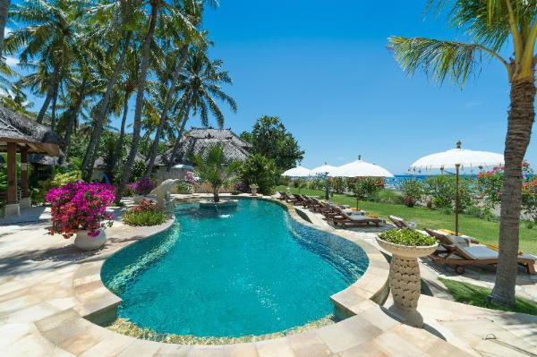 Palm Garden Amed Beach & Spa Resort Bali Bali