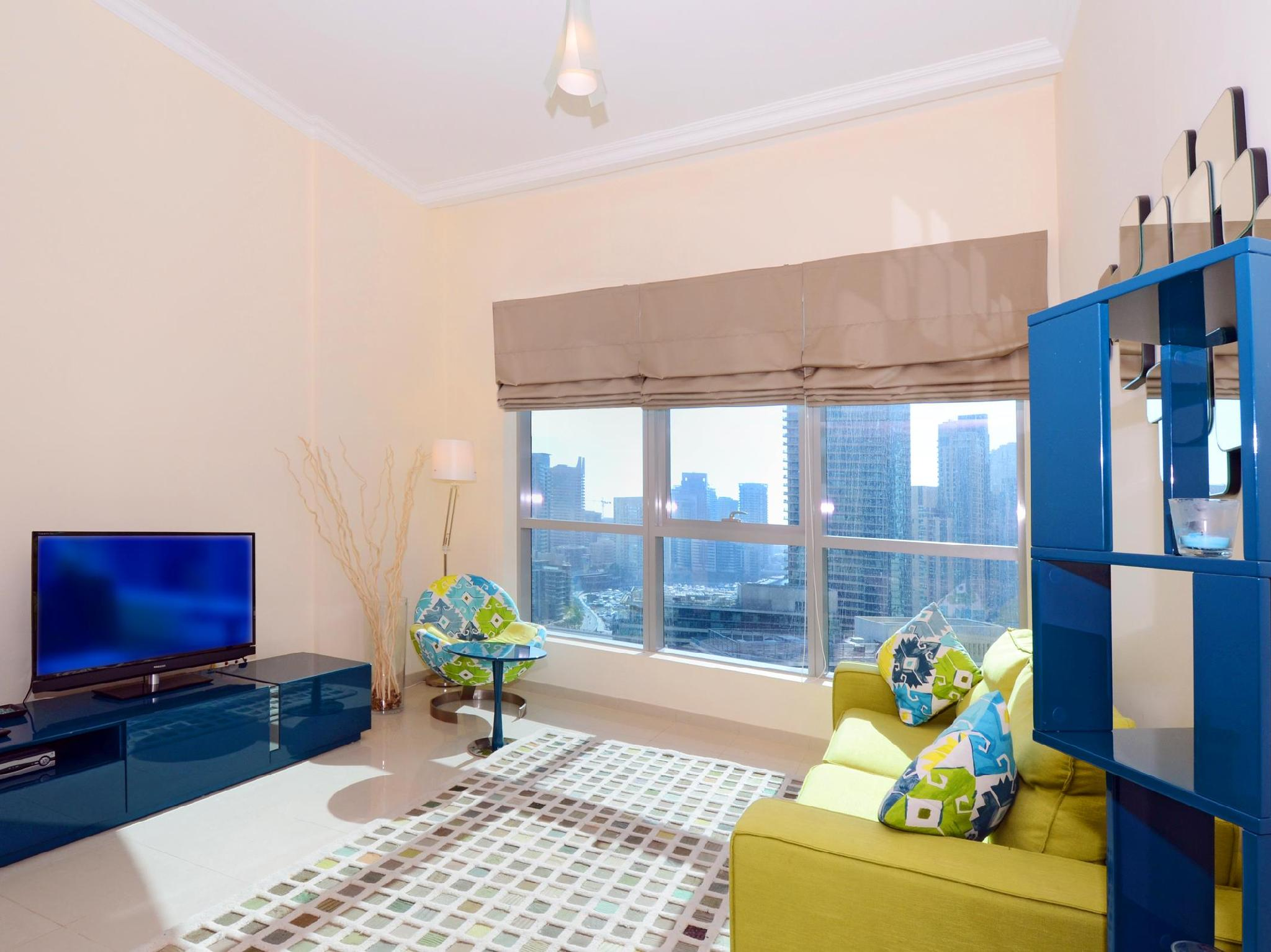 Key One Holiday Homes Bay Central 1BR 1601