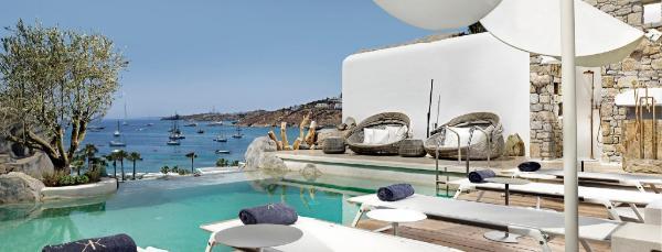 Kensho Boutique Hotel and Suites Mykonos