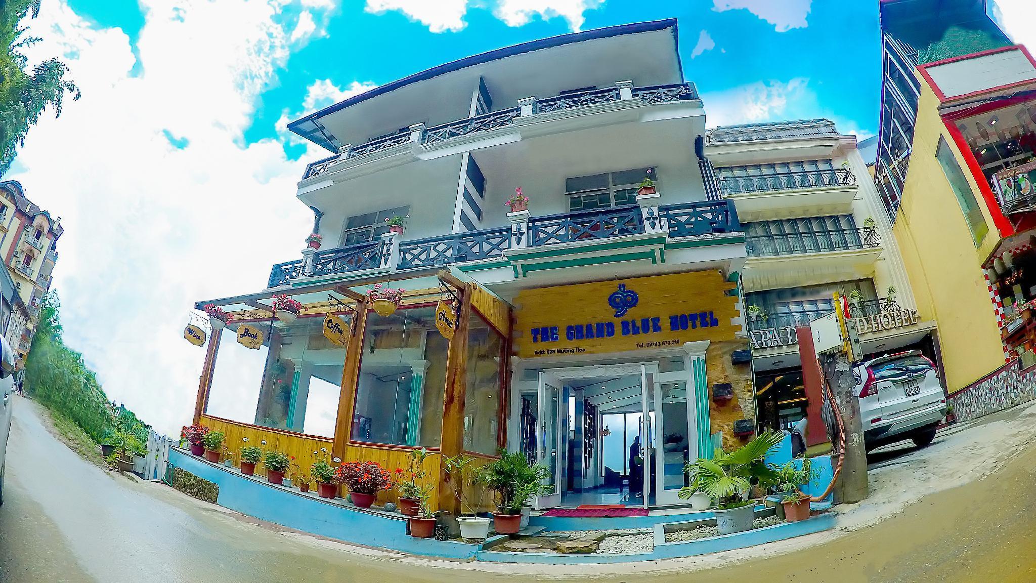 The Grand Blue Hotel