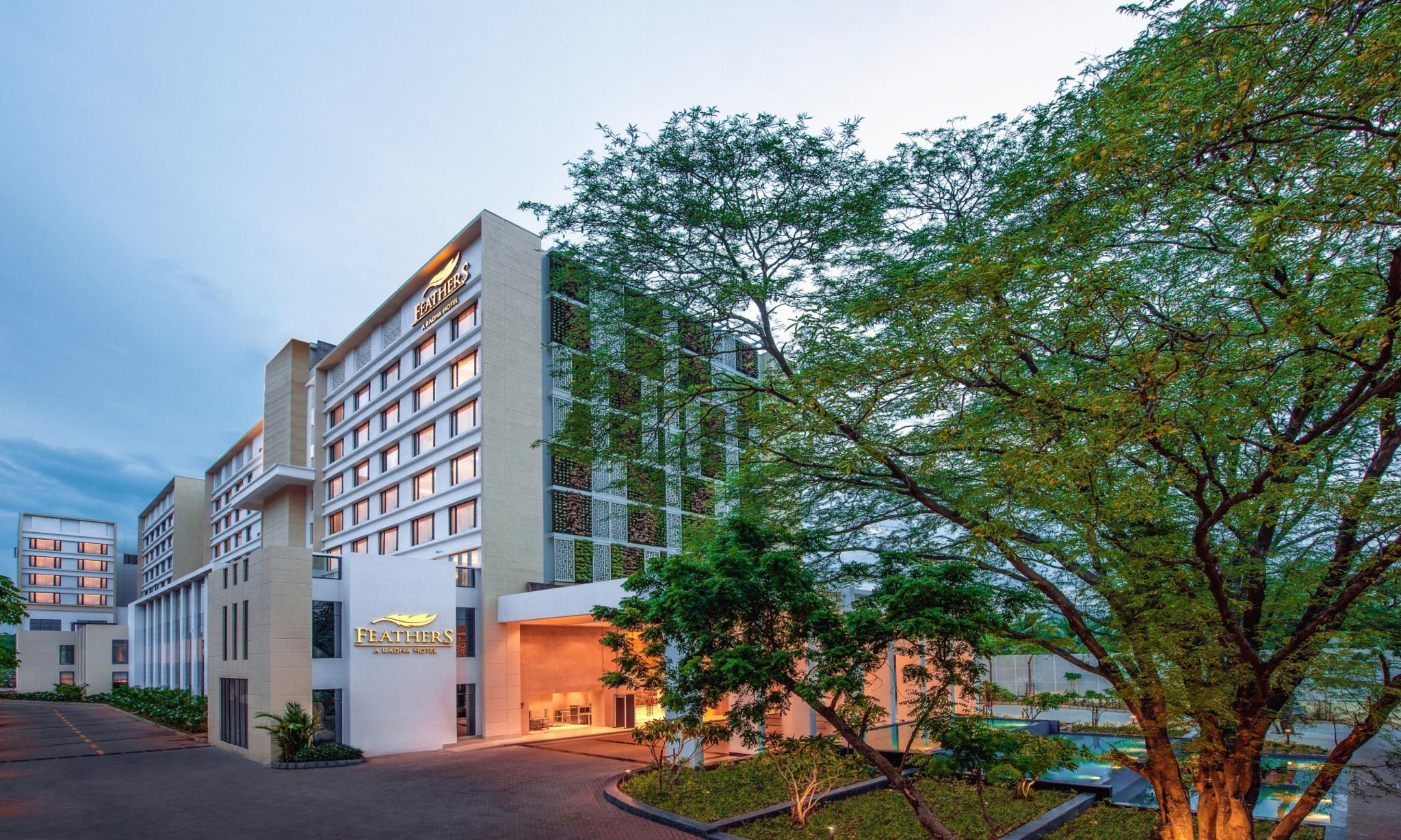 Feathers   A Radha Hotel Chennai