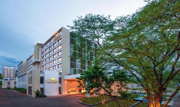 Feathers - A Radha Hotel Chennai Chennai