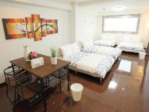 GR 1 Bedroom Apartment near Osaka Umeda GV-1203