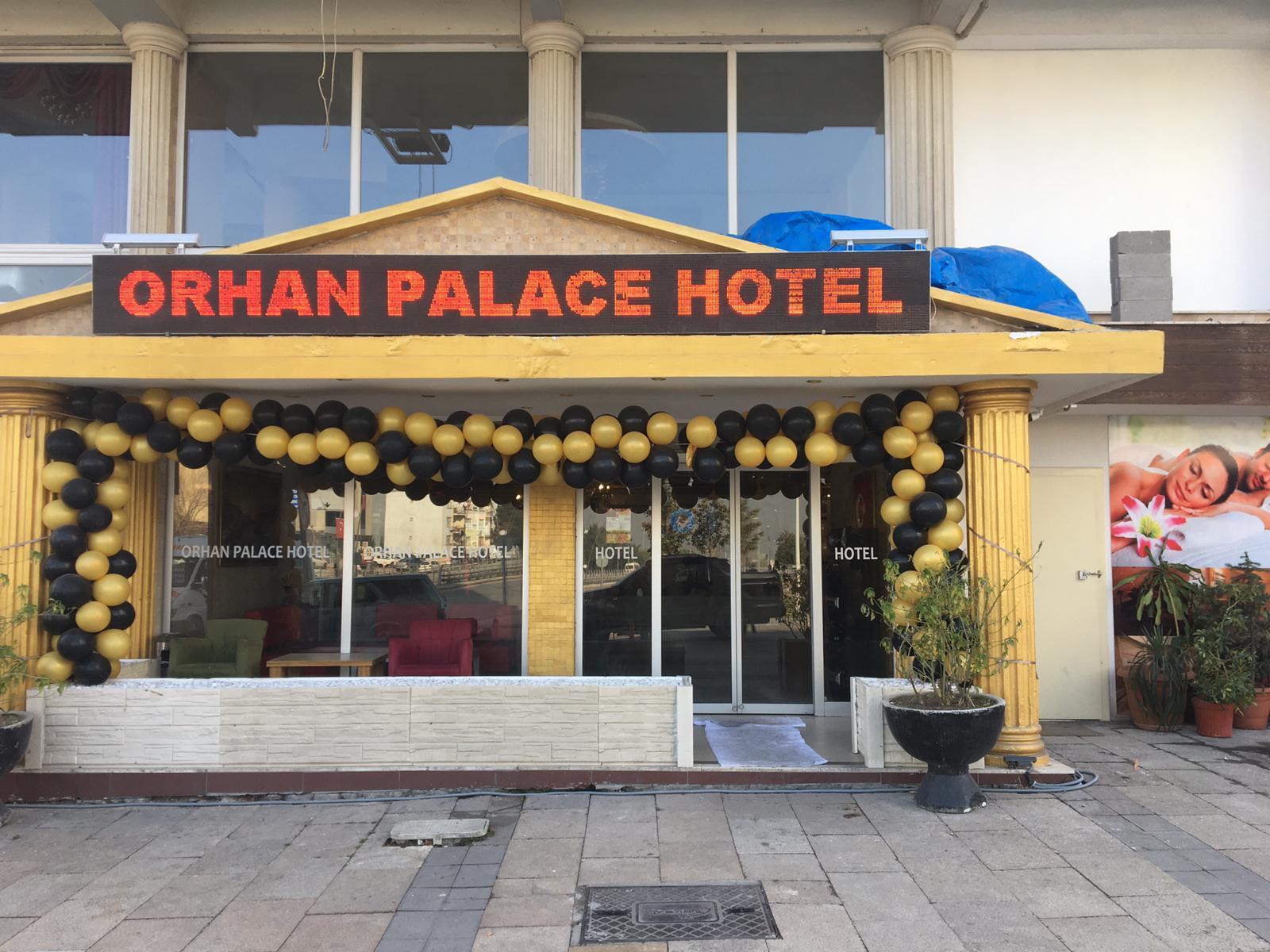 ORHAN PALACE HOTEL