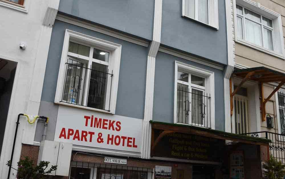 Timeks Suite And Hotel