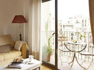 Linna AinB Eixample - Entença Apartments kohta (AinB Eixample - Entença)