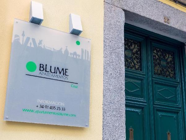 Apartamentos Blume Cruz Madrid