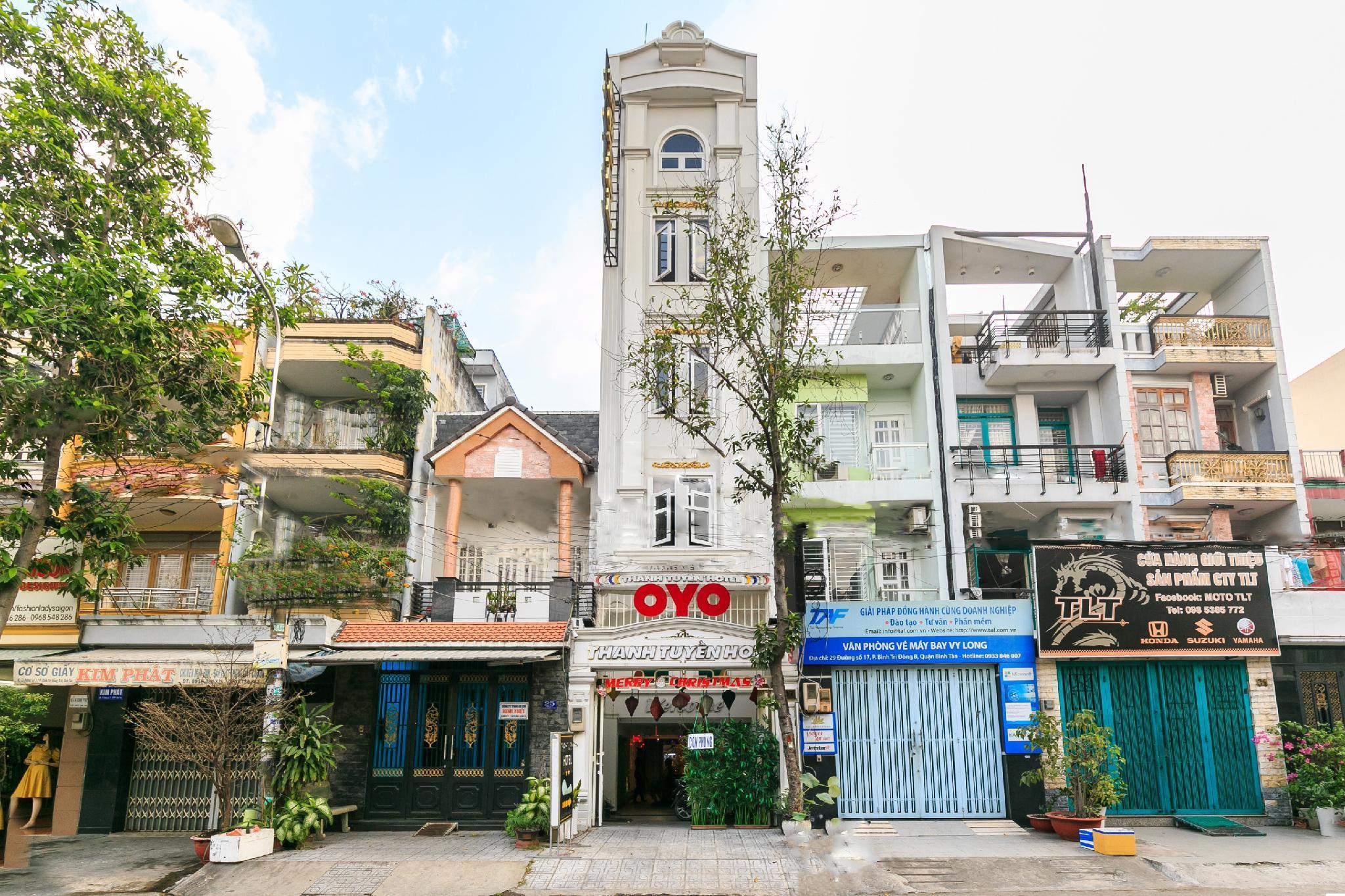 OYO 839 Thanh Tuyen Hotel