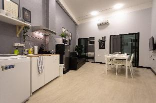 [スクンビット]アパートメント(35m2)| 2ベッドルーム/1バスルーム U1 Large 2 bed rooms BTS Udomsuk