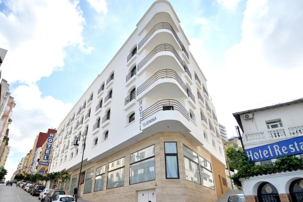Hotel El Djenina