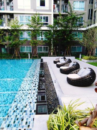 Oasis of Calm,BTS Bearing-Sukhumvit Bangkok