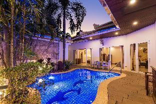 *****Luxury 3BR Pool Villa Pratamnak 50m to beach วิลลา 3 ห้องนอน 2 ห้องน้ำส่วนตัว ขนาด 110 ตร.ม. – เขาพระตำหนัก