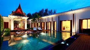 [マイカオ]ヴィラ(655m2)| 3ベッドルーム/3バスルーム 3 bedroom Beachfront Double pool villa in MaiKhao