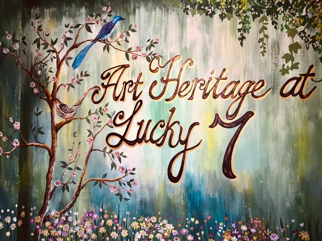 Art Heritage At Lucky 7