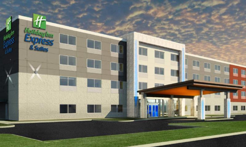 Holiday Inn Express And Suites Coldwater