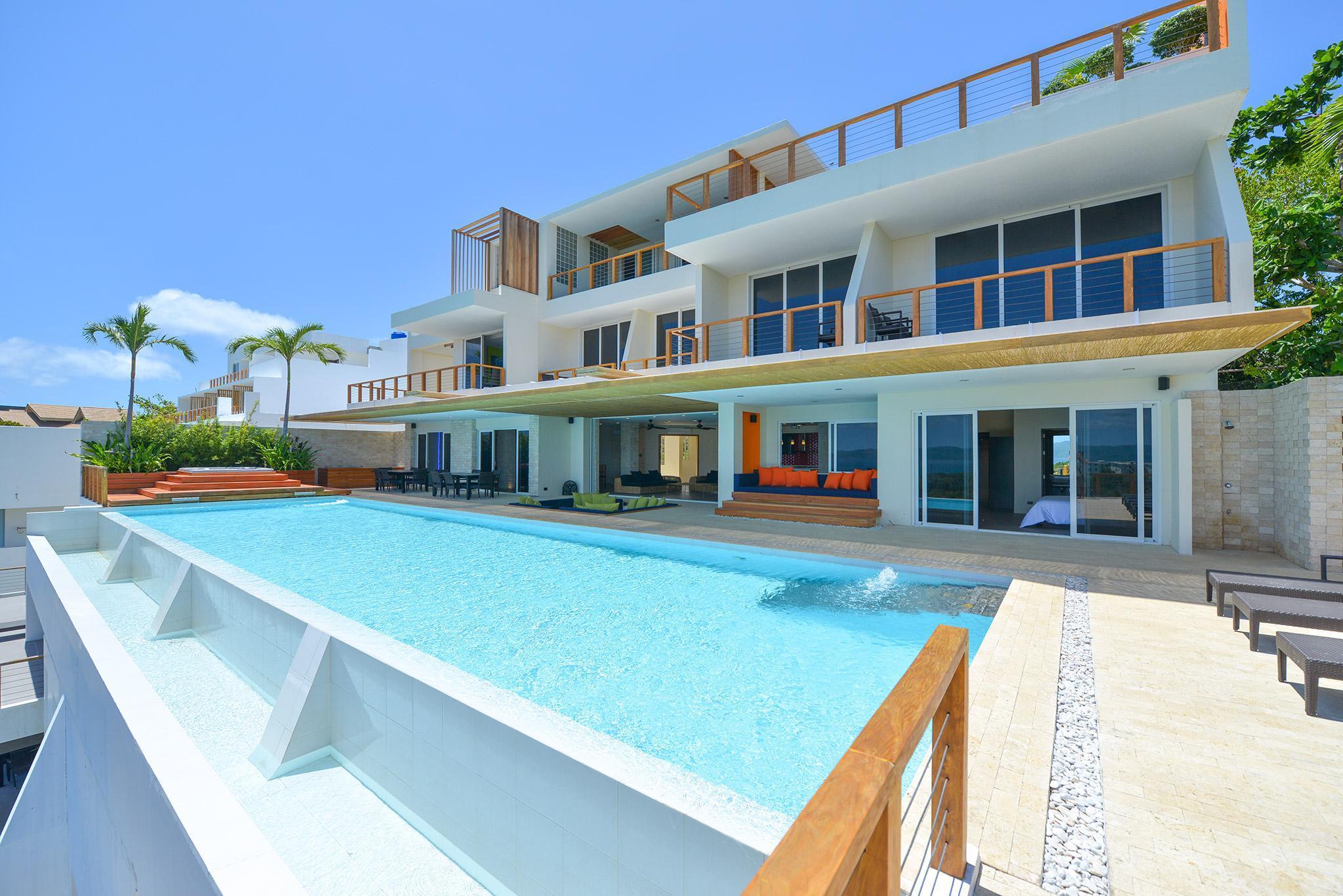 Caipirinha Villa 11 Bedroom Villa With Pool