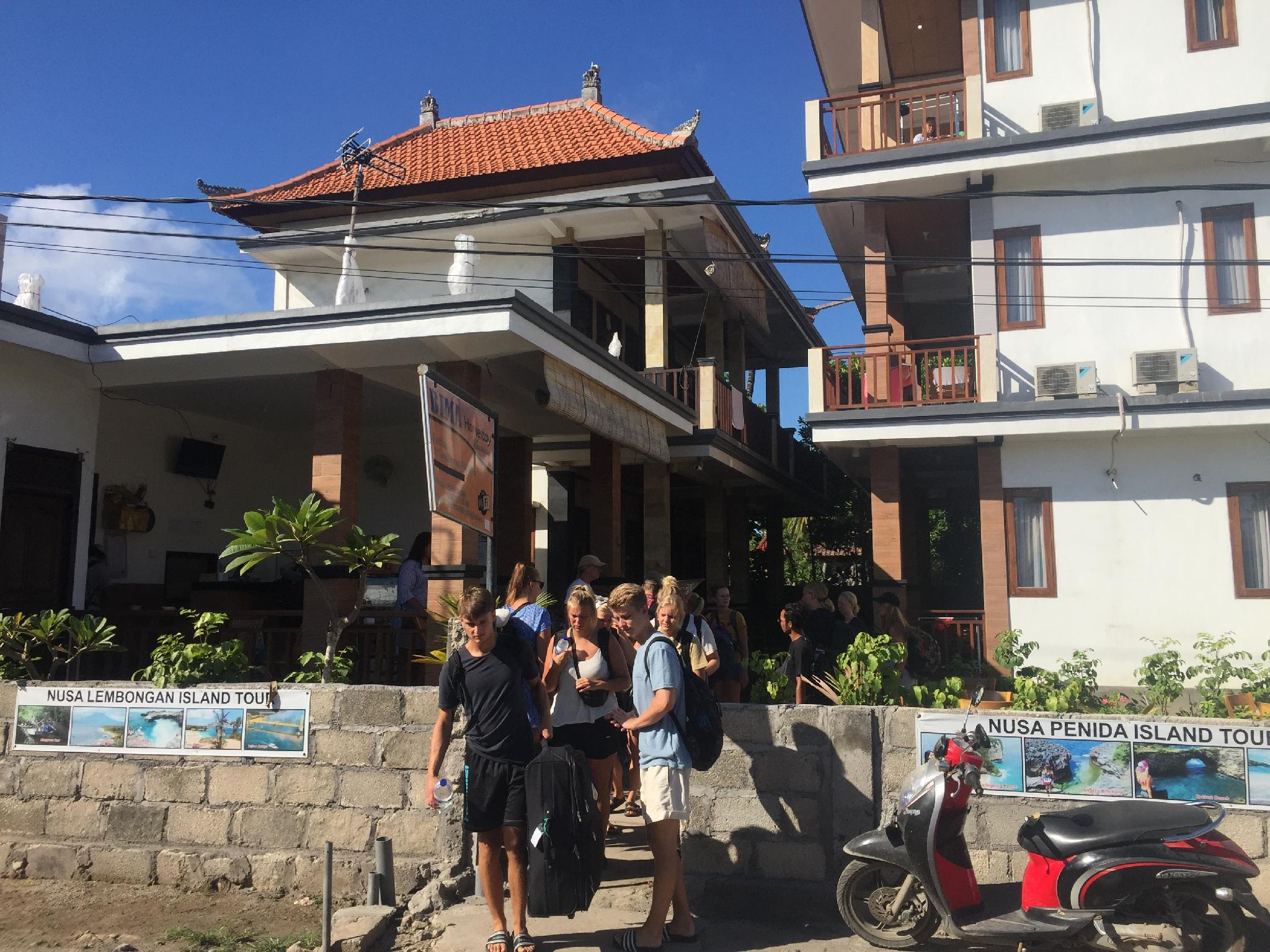 Bima Hostel And Private Rooms