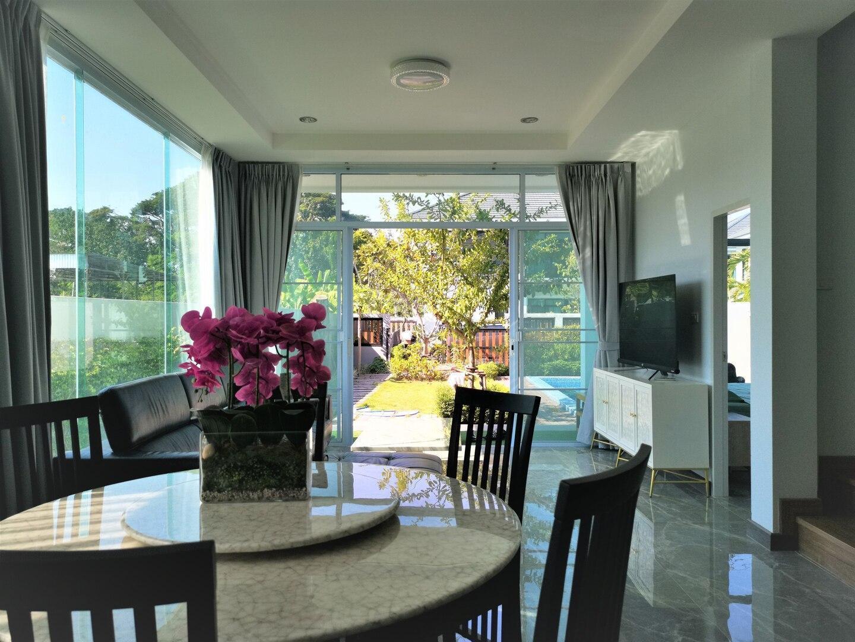 Madami2//Urban area Chiang Mai Pool Villa วิลลา 4 ห้องนอน 4 ห้องน้ำส่วนตัว ขนาด 190 ตร.ม. – เจริญเมือง